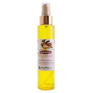 Body & Hair Argan Oil -NEW